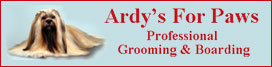 Ardys paws professional grooming & boarding in Plano